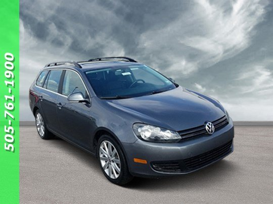 Pre-Owned 2013 Volkswagen Jetta SportWagen TDI with Sunroof & Nav