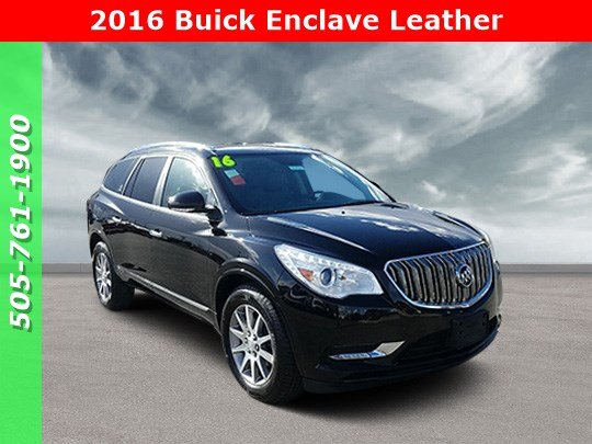 Pre-Owned 2016 Buick Enclave Leather