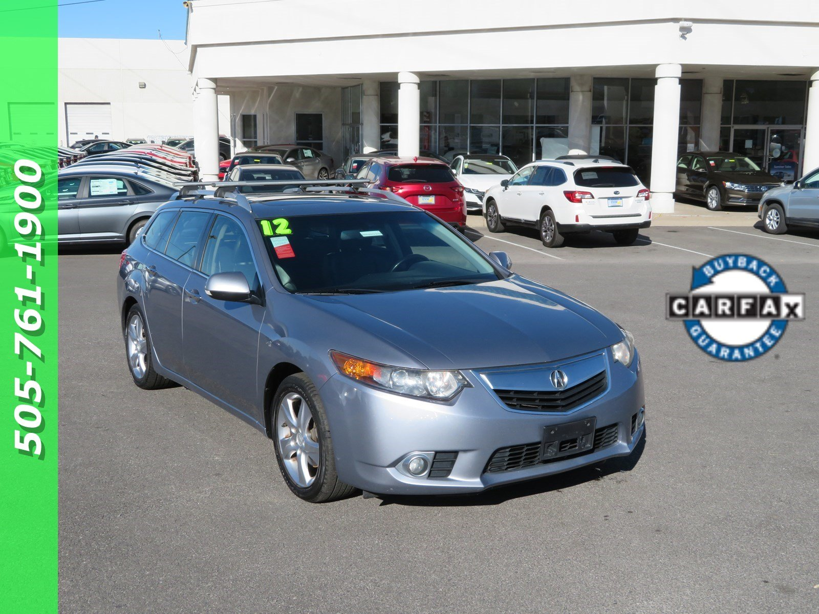 Pre-Owned 2012 Acura TSX SPORT WAGON 2.4