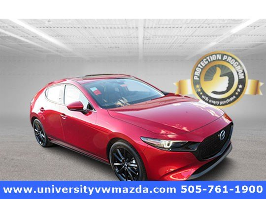 New 2019 Mazda3 Hatchback with Premium Pkg