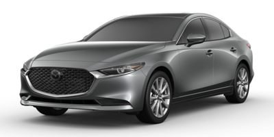 New 2019 Mazda3 4-Door with Premium Pkg