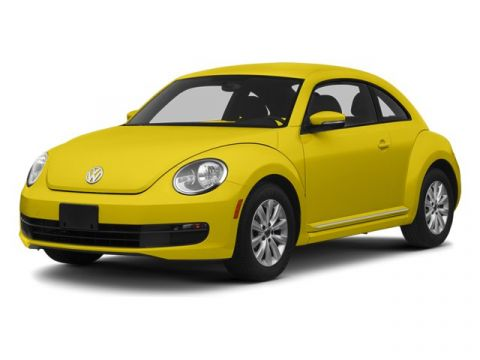 Pre-Owned 2013 Volkswagen Beetle Coupe 2.0L TDI with Sun/Sound/Nav