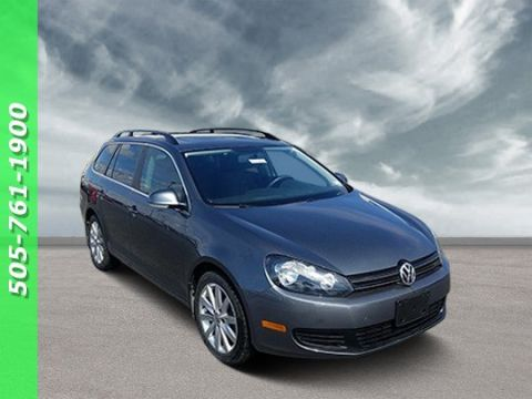 Pre-Owned 2012 Volkswagen Jetta SportWagen TDI with Sunroof & Nav