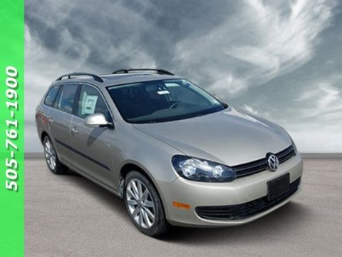Pre-Owned 2014 Volkswagen Jetta SportWagen TDI with Sunroof & Nav