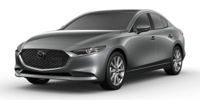 New 2019 Mazda3 4-Door with Preferred Pkg