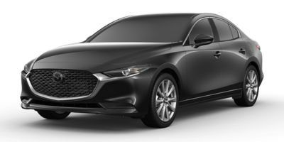 New 2019 Mazda3 4-Door with Select Pkg