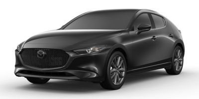 New 2019 Mazda3 5-Door with Preferred Pkg